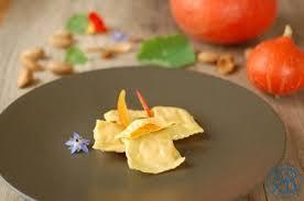 cuisiner potiron recette italienne tortelli di zucca tortelli au potiron