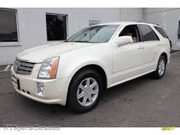 cadillac srx pearl white 2004 cadillac srx v6 in white pearl 191147