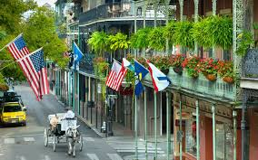 New Orleans Flag New Orleans Home Décor Inspiration Travel Leisure