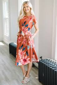 best place to buy bridesmaid dresses pumpkin spice floral pocket dress best place to buy modest dress
