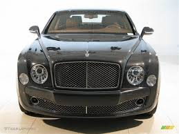 grey bentley 2011 titan grey bentley mulsanne sedan 49747592 photo 2