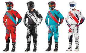 mens dirt bike boots motocross jersey pant and gloves sets