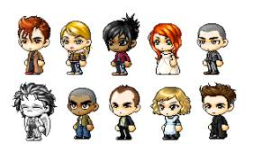 doctor who hairstyles doctor who in maplestory by lg latiasgirl on deviantart