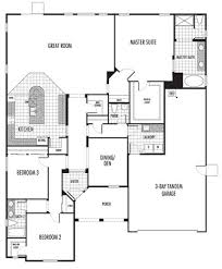 great room house plans one story 142 best floor plans images on new home plans