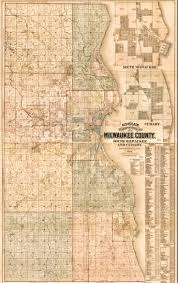 Milwaukee Wisconsin Map by 292 Best Wisconsin Maps Antique And Vintage Images On Pinterest