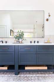 Bathroom Counter Cabinets by Amber Interiors Before After Client Oh Hi Ojai