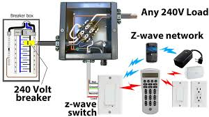 control water heater using switch