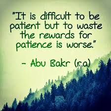 wedding quotes is patient islamic quotes about patience 20 quotes described with essence