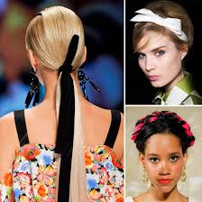 ribbon hair ties 15 ways to style your hair with a chic ribbon alldaychic