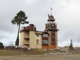 house with tower clock tower builder fined 25k but gets 90 more days to finish