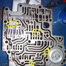 th350 reverse light switch rebuild tech