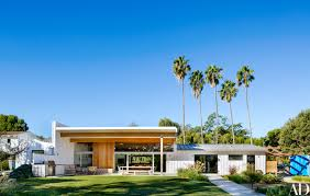 Old Hollywood Homes Then And Now Mike D Of The Beastie Boys Lives In This Modern Malibu House