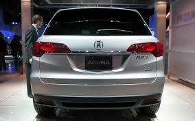 lexus rx vs acura rdx 2013 first look 2013 acura rdx automobile magazine