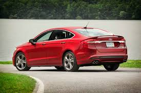 2013 ford fusion spoiler 2017 ford fusion reviews and rating motor trend