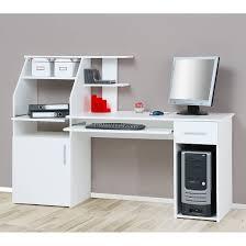 Eckschreibtisch Buche 4031 Computertisch Schreibtisch Pc Tisch Ahorn Amazon De