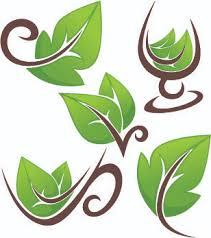 design logo go green tea leaf logo free vector download 71 539 free vector for