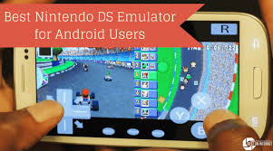 android users nintendo ds emulator for android users