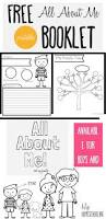 the 25 best all about me worksheet ideas on pinterest all about