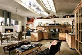 apartments captivating industrial design living room modern