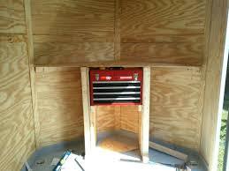 v nose enclosed trailer cabinets storage cabinets enclosed trailers spark vg info