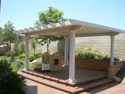 Free Standing Patio Cover Ideas Patio Cover Plans Free Standing Improbable Standing Patio Covers