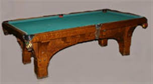 brunswick mission pool table brunswick mission oak billiards pool table ripley auctions