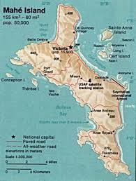 Seychelles Map Consulate Of Seychelles Inner Islands