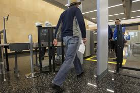 faster security line arrives at airport the san diego union tribune