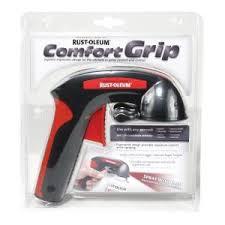 Spray Cans Paint - rust oleum stops rust high performance comfort spray grip