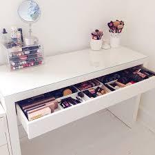 Ikea Malm Vanity Table Modelo De Penteadeira U2026 Pinteres U2026