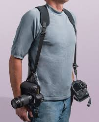 Comfortable Camera Strap Wear Your D Slr Stress Free Custom Straps And Harnesses Shutterbug