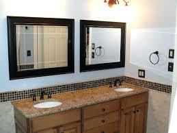 Bathroom Mirrors Houston Custom Bathroom Mirrors Juracka Info
