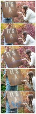 gender reveal announcement ideas gender announcement ideas simply real