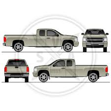 vehicle wrap archives stock vector art