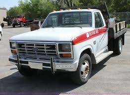 1986 Ford F350 Dump Truck - 1986 ford f350 xlt pickup truck item d7722 sold april 2