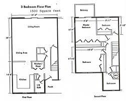 three bedroom house floor plans shoise com