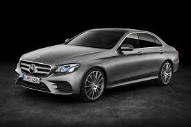 cars mercedes 2017 2017 mercedes benz e class first look motor trend