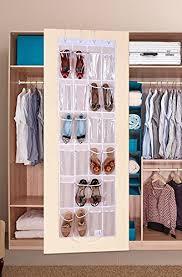 Closet Door Shoe Storage Begrit The Door Shoe Organizer Hanging Shoe Rack Shoe Shelves