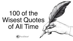 quotes intuition logic 100 of the wisest quotes of all time jpg