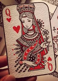 54 best playing cards images on pinterest playing cards art