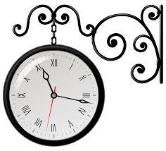 clipart simple clock clipartbarn