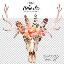 boho addict fb boho addict featured designer helen field free boho chic floral skull image