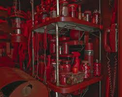 Red Room Red Room U0027 Robert Therrien 2000 7 Tate