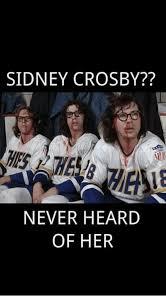 Sidney Crosby Memes - sidney crosby never heard of her meme on me me