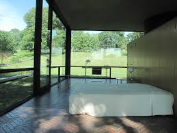 a visit to the philip johnson glass house designers collaborative