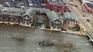 Illinois Flooding Map suburban residents face extensive flooding abc7chicago com