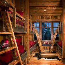 cabin style home lodge style interior design