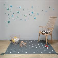 chambre fille etoile tapis etoiles gris chambre garçon ou fille for