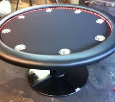 Custom Poker Tables Round Custom Poker Tables Thebestpokersite Com
