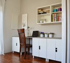 ikea hack office 11 exciting ikea hacks for any home office shelterness